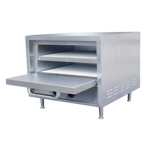 Adcraft PO-18 Commercial Countertop Pizza Oven 240V