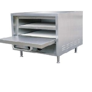 Adcraft PO-22 Commercial Countertop Pizza Oven, 240V