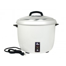Adcraft RC-0030 Premium Rice Cooker, 30 Cup