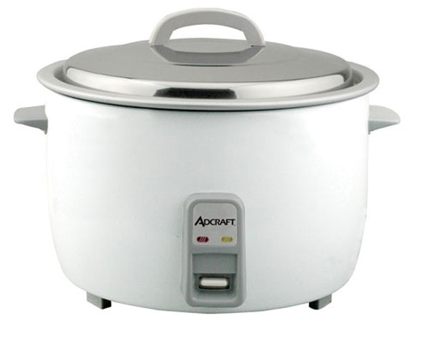 Adcraft RC-E25 Electric Rice Cooker / Warmer 25 Cup