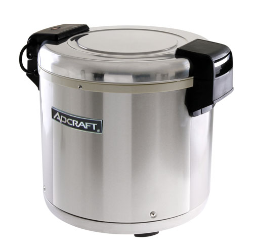 Adcraft RW-E50 Electric Rice Warmer 50-Cup