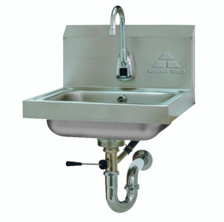 Advance Tabco 7-PS-51 Hands Free Electronic Faucet Hand Sink