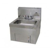 Advance Tabco 7-PS-65 Wall Mounted Hand Sink With Undermount Towel Dispenser