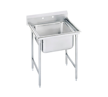 Advance Tabco 94-22-40 Regaline Two Compartment Sink, 52""
