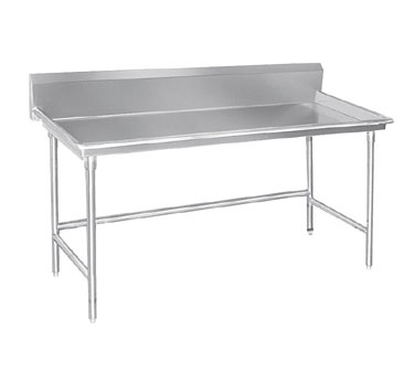 "Advance Tabco BSR-48 Stainless Steel Sorting Table - 30"" x 48"""