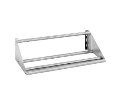 Advance Tabco DT-6R-21 Wall Mounted Tubular Rack Shelf, 22""