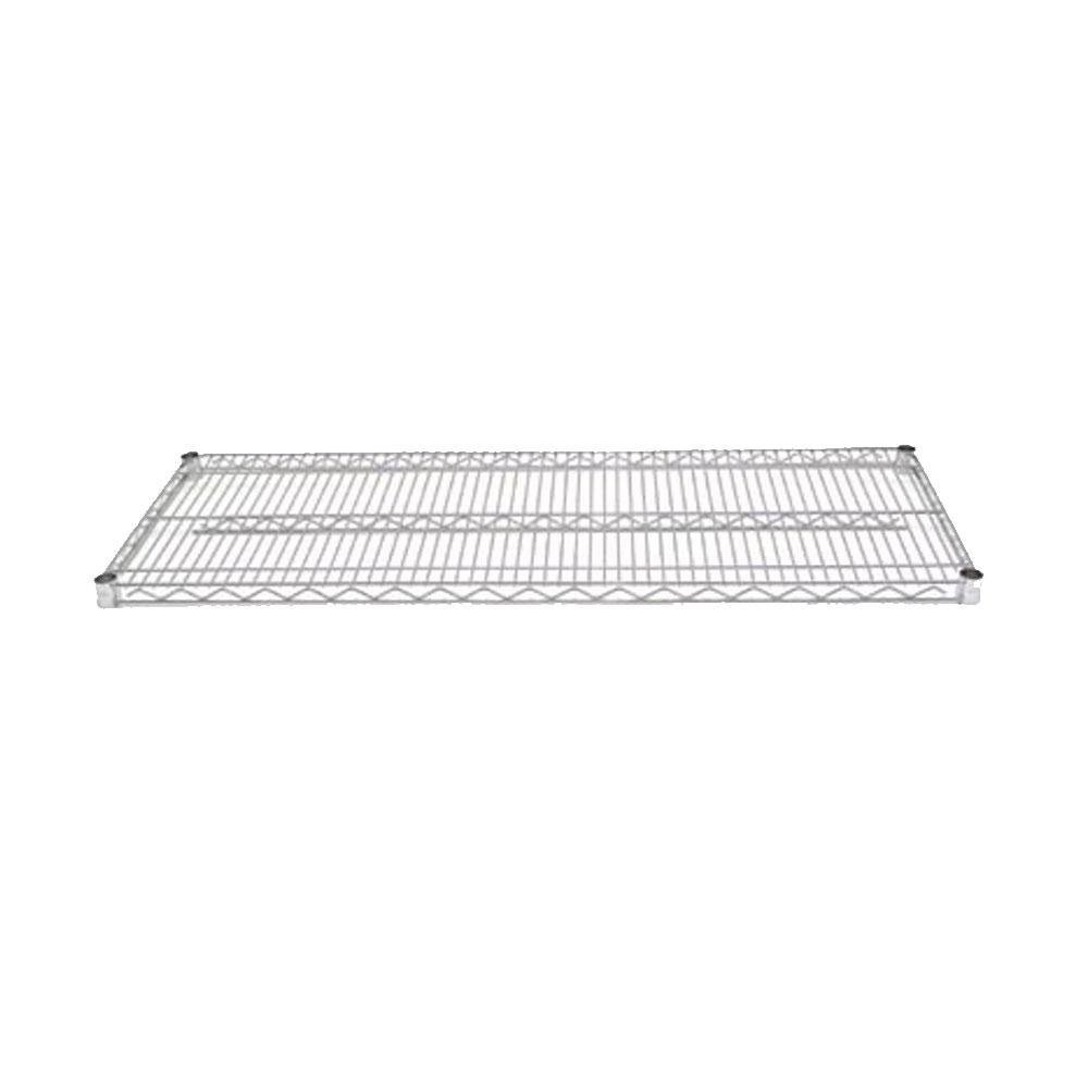 "Advance Tabco EC-2430 24"" x 30"" Chrome Wire Shelf"