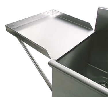 "Advance Tabco N-54-24 Detachable Drainboard, 24"" x 24"""