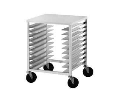 Advance Tabco PR10-3WT Half Size Mobile Bun Pan Rack