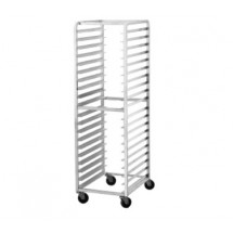 Advance Tabco PR10-6W Front Load Mobile Bun Pan Rack, 10-Pan Capacity