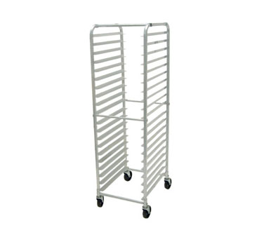 Advance Tabco PR20-3K Front Load Mobile Bun Pan Rack, 20-Pan Capacity