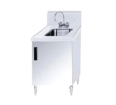 "Advance Tabco SHK-180 Sink Cabinet, 18"" x 30"""
