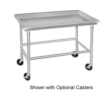 """Advance Tabco SR-48 Stainless Steel Sorting Table 30"""" x 48"""""""