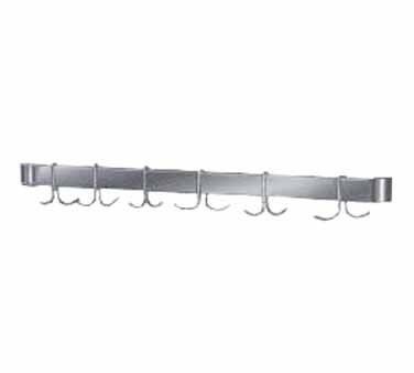 "Advance Tabco UB-30 Wall Mounted Pot Rack for 30"" Wide Work Tables"