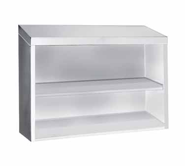 Advance Tabco WCO-15-48 Open Wall Cabinet, 48""