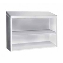Advance Tabco WCO-15-60 Open Wall Cabinet, 60""