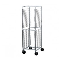 Advance Tabco WR-36 Front Load Heavy Duty Wire Bun Pan Rack - 36 Pan Capacity
