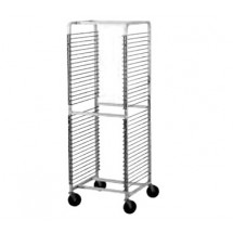 Advance Tabco WR-36S Side Load Full Height Wire Pan Rack, 36-Pan Capacity