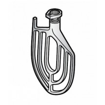 Alfa International 30B 30 Qt. ''B'' Flat Beater/Paddle