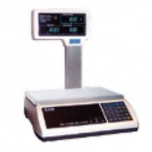 Alfa International A2JR-15V 15 Lb X .006 Lb Capacity CAS Commercial Price Computing Scale