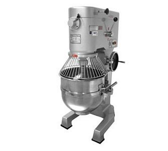 Alfa International APM-80EL 80 Qt. Bowl Capacity Commercial Precision Mixer