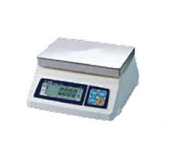 Alfa International ASW-10 10 Lb X .005 Lb Capacity CAS Portable Portion Control Scale