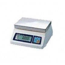 Alfa International ASW-20 20 Lb Capacity X .01 Lb Capacity CAS Portable Portion Control Scale