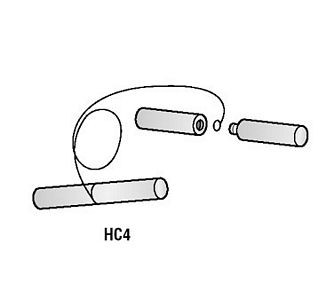 Alfa International HC3 24'' Replacement Wire Handee Wires