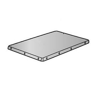 Alfa International HS5903 8'' X 15'' Heat Seal Teflon Cover