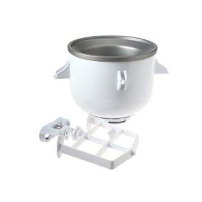 Alfa International KICMA KitchenAid Ice Cream Maker Attachment