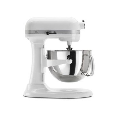 Alfa International KP600 Electric 6 Qt KitchenAid Professional Bowl-Lift Stand Mixer
