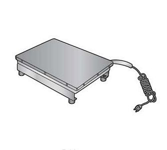 Alfa International TT-912 Electric Hot Plate