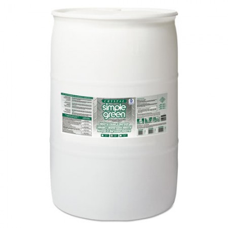 Simple Green Crystal All-Purpose Cleaner/Degreaser, 55 Gallon Drum