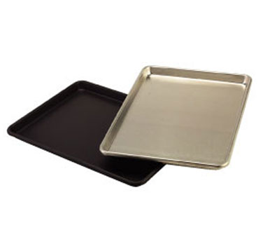 Allied Metal BPH1 Aluminum Half Size Sheet Pan - 1 doz