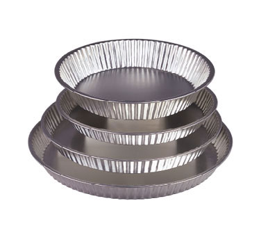 Allied Metal FPSD10 Deep Dish Pie Pan 10""