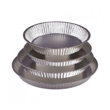 Allied Metal FPSD11 Deep Dish Pie Pan 12""