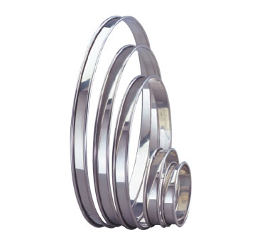 "Allied Metal FR4920 Flan Ring 3-1/4"" x 3/4"""