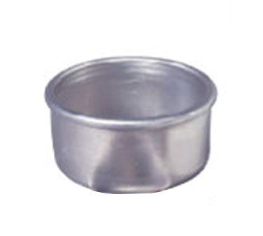 "Allied Metal ICP275 Aluminum Individual Cake Pan 2-3/4"" x 1-1/2"""