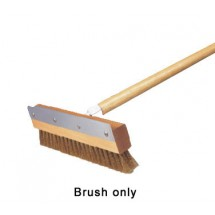 "Allied Metal OB49 Oven Brush 10"" - 1 doz"