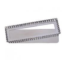 "Allied Metal RFP124 Rectangular Tart Pan 12-3/4"" x 4-1/4"" x 1-1/4"""