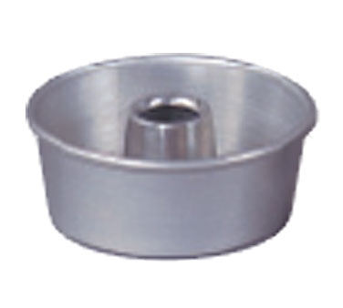 "Allied Metal TCP750 Angel Food / Tube Cake Pan 7-1/2"" x 6-1/2"" x 3"""