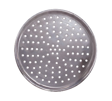 "Allied Metal WST18 Perforated Wok Steamer Tray 18"" - 1 doz"