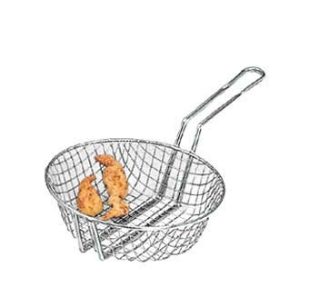 American Metalcraft CBC-12 Tinned Steel Culinary Basket