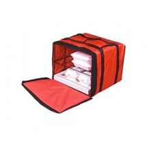 """American Metalcraft PB1914 Deluxe Insulated Pizza Delivery Bag 19"""" x 19"""" x 14"""""""
