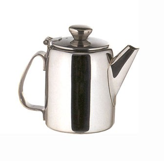 American Metalcraft SSTP65 12 oz. Esteem Tea Pot