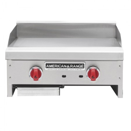 """American Range ACCG-12 Gas Griddle 12"""" Wide Counter Unit"""