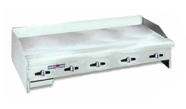 "American Range ACCG-60  Gas Griddle 60"" Wide Counter Unit"