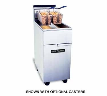 American Range AF-5025 Gas Fryer Multi Battery