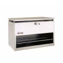 "American Range ARCM-84 84"" W Cheese Melter/Broiler with 4 Infra-Red Burners"