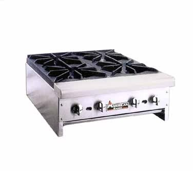 "American Range ARHP12-1 12"" W  Hotplate Counter Unit 1 Burner"